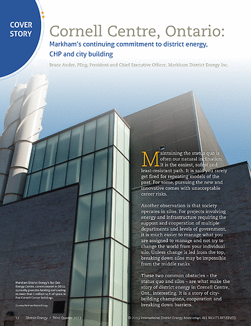 District Energy - 2013 3rd Quarter - Page 12-13